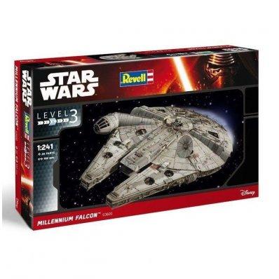 Model Star Wars Millenium Falcon - do złożenia i sklejenia