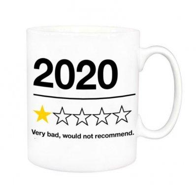 Kubek 2020 NIE POLECAM