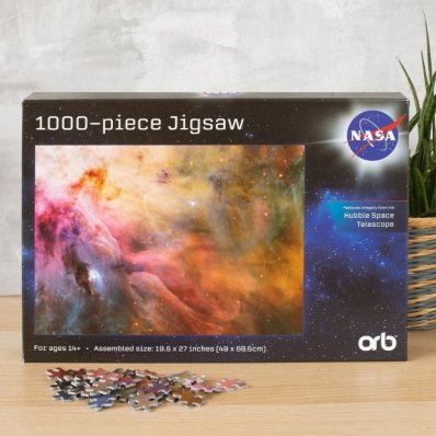 Puzzle NASA 1000 elementów