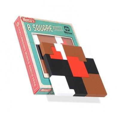 Łamigłówka Mensa 8 Square Puzzle