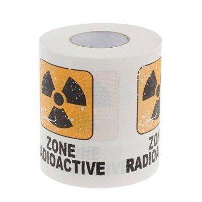 Papier toaletowy Radioaktywny