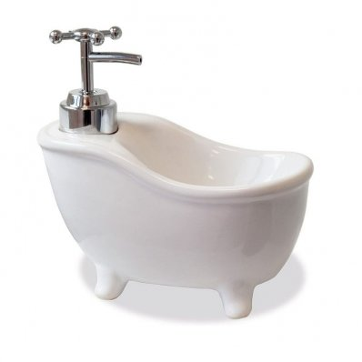 Dozownik do mydła Retro Wanna