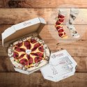 Skarpetki Pizza Pepperoni dla 4 osób 41-46