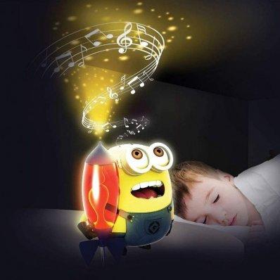 Lampka Minionki Kołysanka