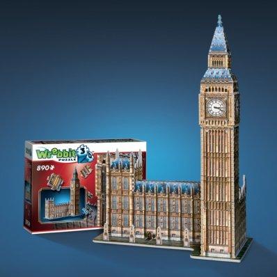 Puzzle 3D Big Ben - 890 elementów