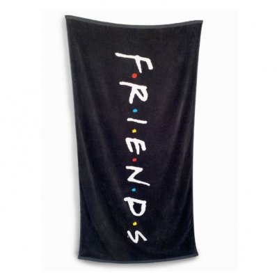 Ręcznik Friends Logo