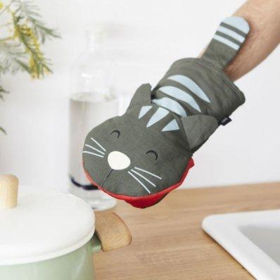 Kocia rękawica kuchenna