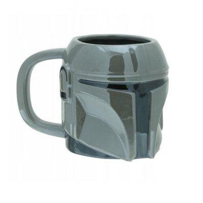 Kubek Star Wars 3D Mandalorian