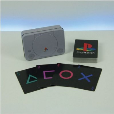 Karty do gry Playstation PSX