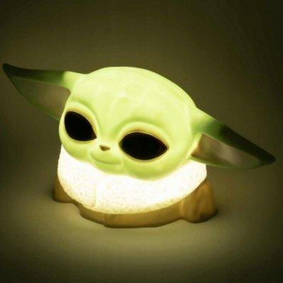 Lampka nocna Baby Yoda