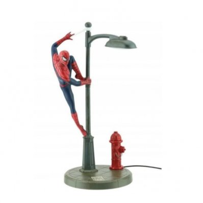 Lampka Spiderman Figurka