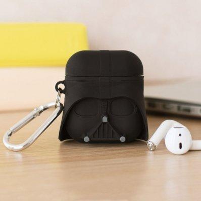 Ładujące etui na słuchawki AirPods Darth Vader