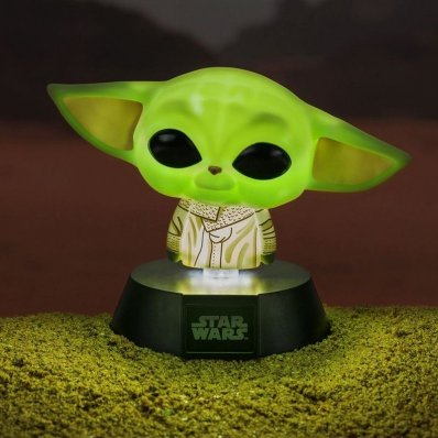 Lampka nocna figurka Baby Yoda