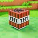 Dźwiękowa lampka nocna Minecraft TNT