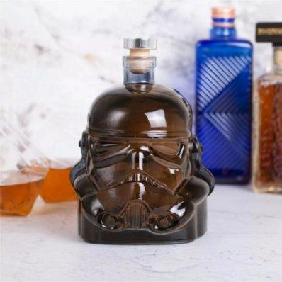 Karafka Star Wars Szturmowiec - doskonale odwzorowany hełm szturmowca