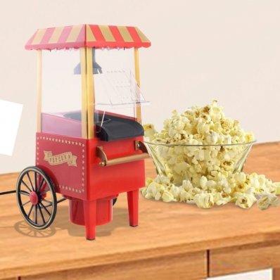 Maszyna do popcornu - szybko i zdrowo