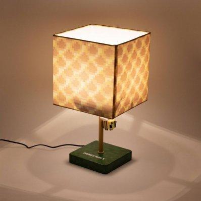 Lampka Nocna Minecraft Pszczoła