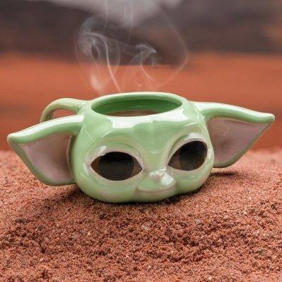Kubek 3D Star Wars Baby Yoda