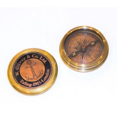 Kompas pudełku