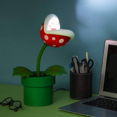 Lampka Super Mario Piranha Plant Posable
