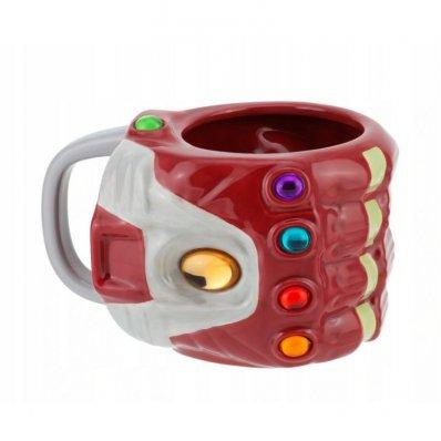 Kubek 3D Marvel Avengers Rękawica Nano