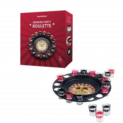 Imprezowa ruletka - gra towarzyska dla wszystkich!