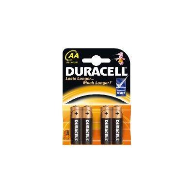 Bateria Duracell - AA - 4 szt