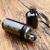 Zapalniczka brelok True Utility - benzynowa, z wodoodpornym pudełkiem GRATIS