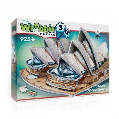 Puzzle 3D Sydney Opera - 925 elementów