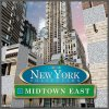 Puzzle 3D New York Midtown East - 875 elementów