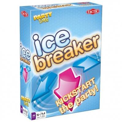 Gra towarzyska Ice Breaker - na dobry początek imprezy!