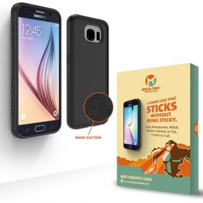 Pokrowiec antygrawitacyjny Samsung Galaxy - nowe możliwości