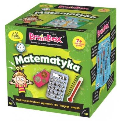 Gra towarzyska BrainBox- zapamiętaj wszystkie detale!