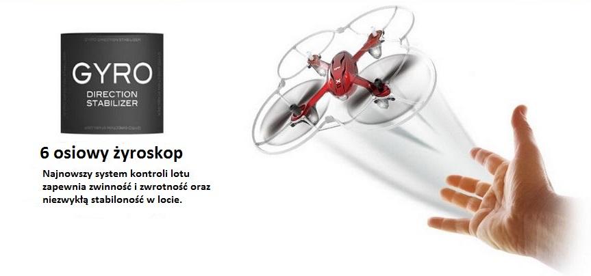 Dron latający Syma X11