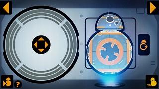 BB-8 - sterowanie za pomocą aplikacji mobilnej