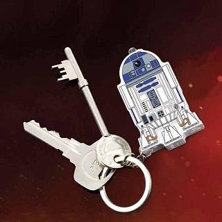 Brelok do kluczy Star Wars - R2-D2