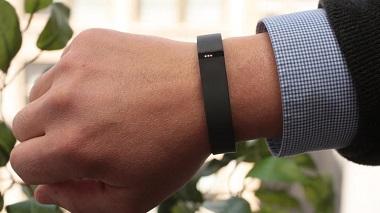 Smartwatch Fitbit Flex - prezentacja