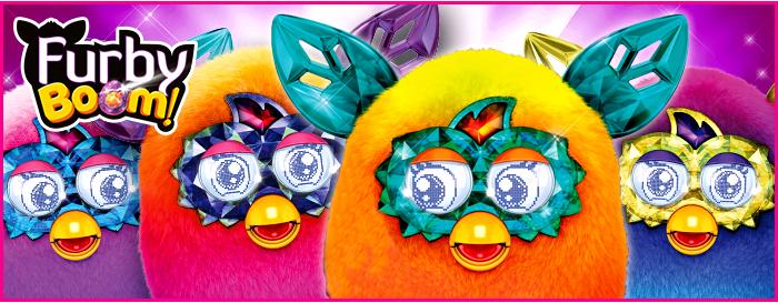 Furby Boom w polskiej wersji językowej