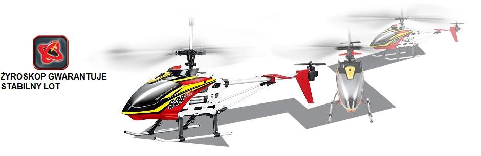 Helikopter zdalnie sterowany Syma S37