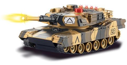 Modele rc - czołgi