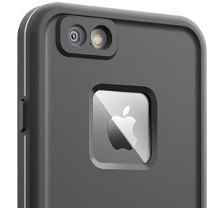 Obudowa do iPhone chroni obiektyw