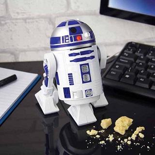 Gadżet Star Wars - odkurzajacy R2-D2