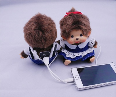 Powerbank Monchhichi