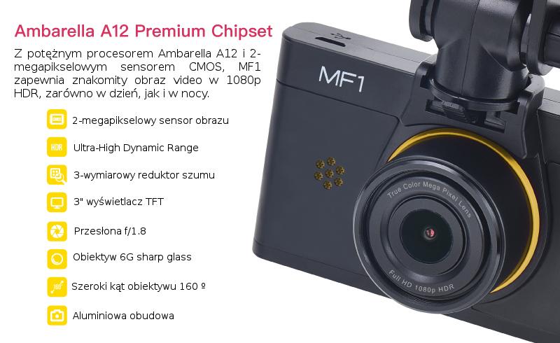 Vico-MF1 - kamera o wielu zadaniach