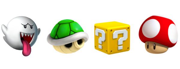 Antystresowe piłki Mario - 4 modele do wyboru.