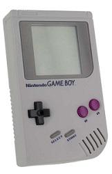Budzik Game Boy dla retro gracza