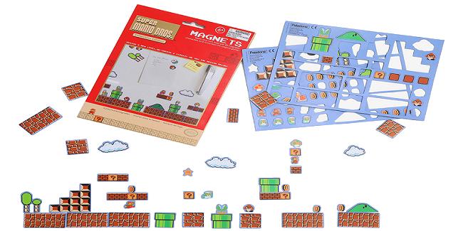 Magnesy Mario - 80 modułów do układania własnego levelu