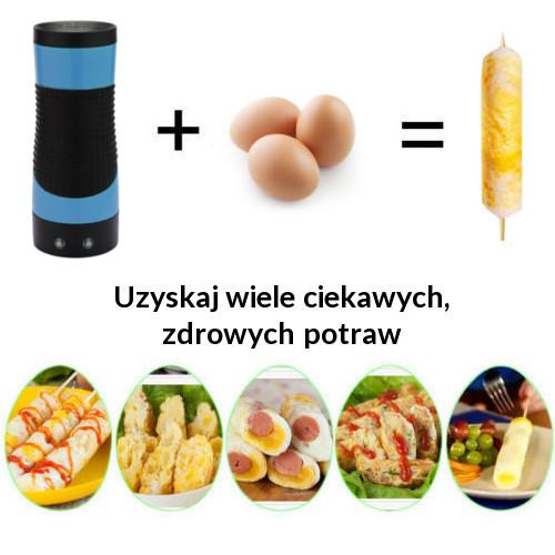 Potrawy jakie możemy uzyskać dzięki tosterowi do jajek