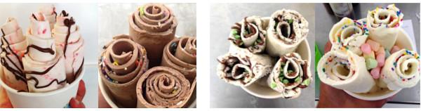 Ice Cream Rolls gotowe!
