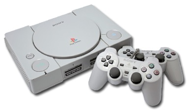 """Pierwsze Playstation, czyli poczciwy """"szarak"""""""